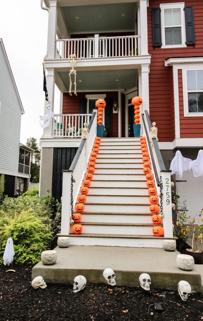 Our DIY Halloween Porch Decor