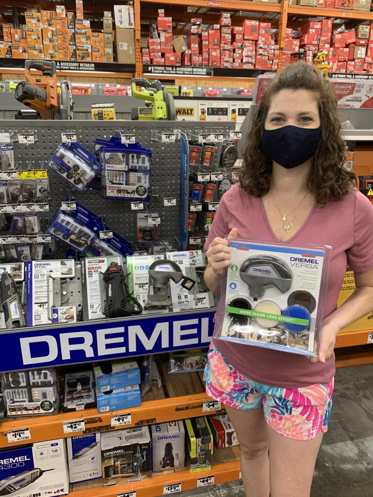 Dremel Versa at Home Depot