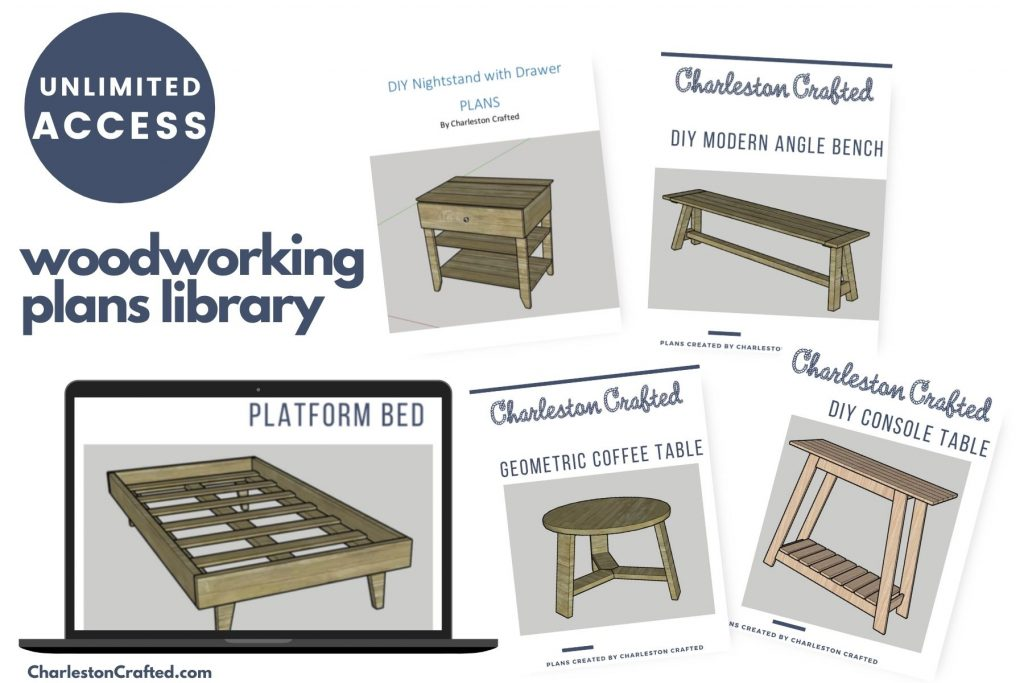 Woodworking Plans Library