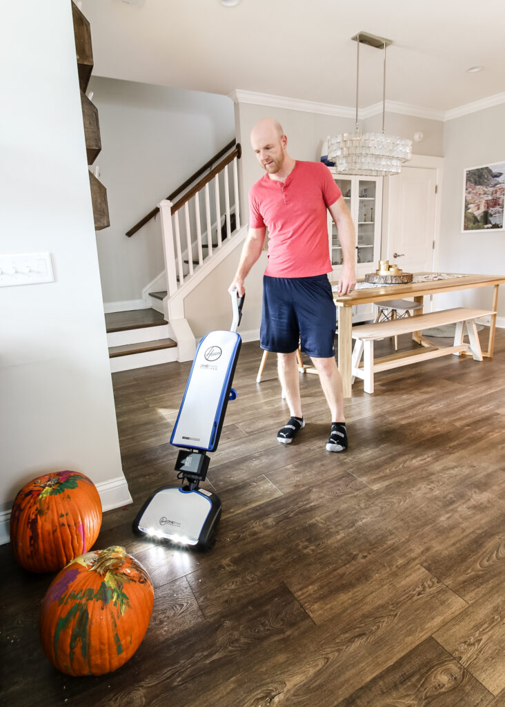 Clean for the holidays with Hoover Onepwr