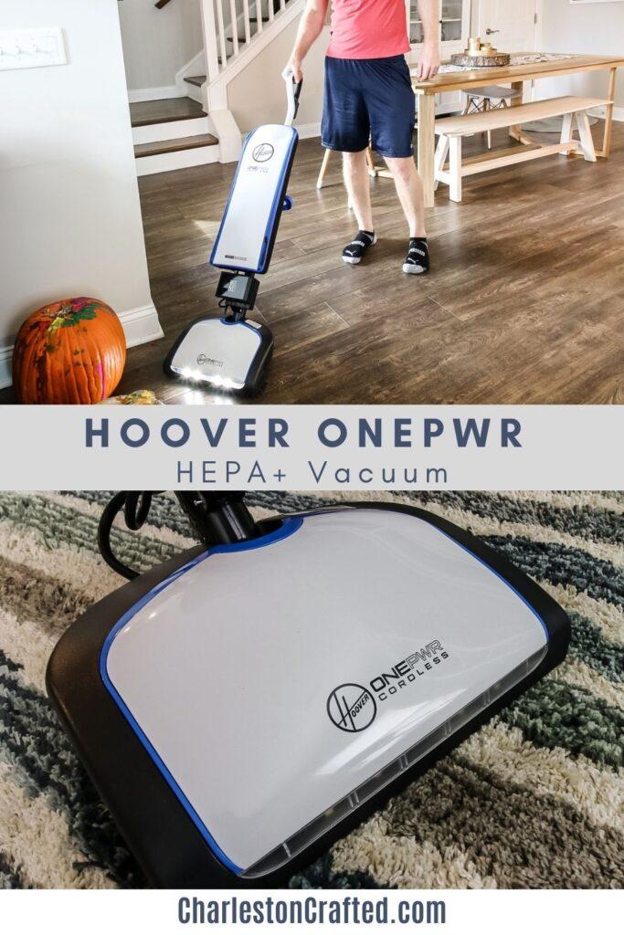 Hoover Onepwr HEPA+ Vacuum