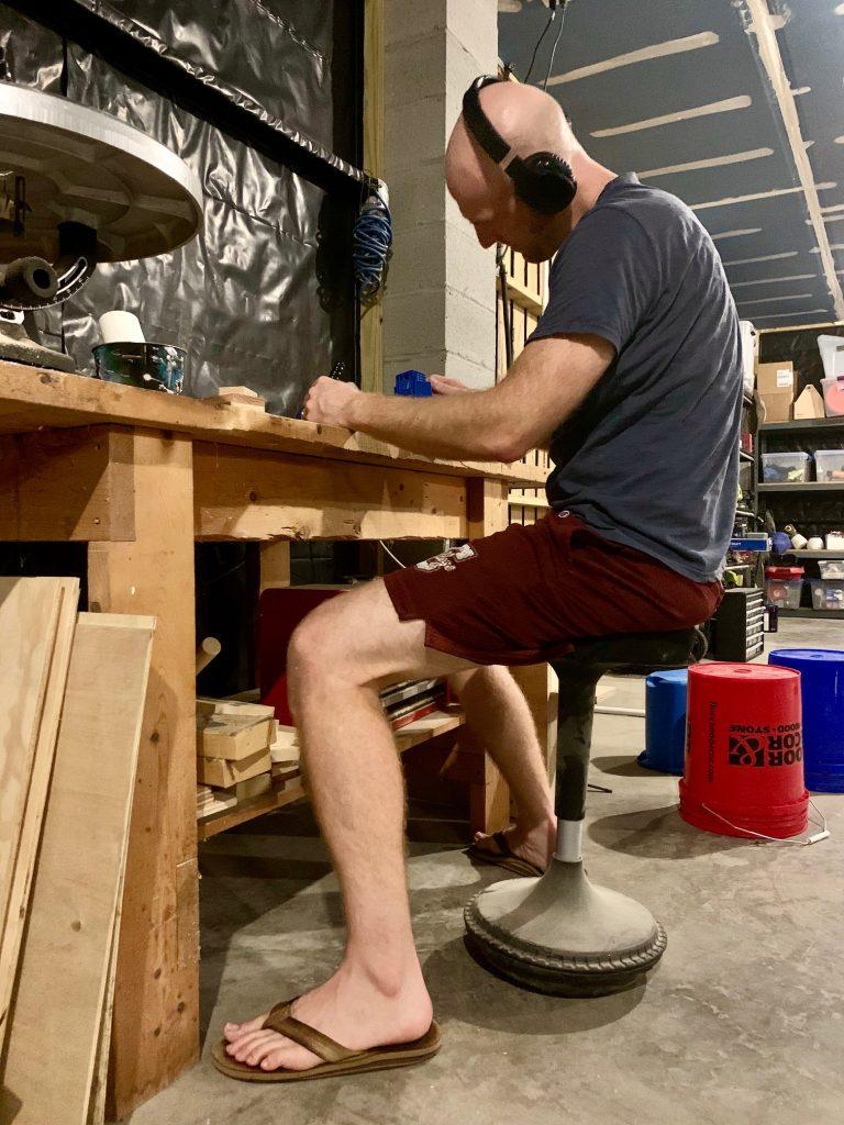 wobble stool