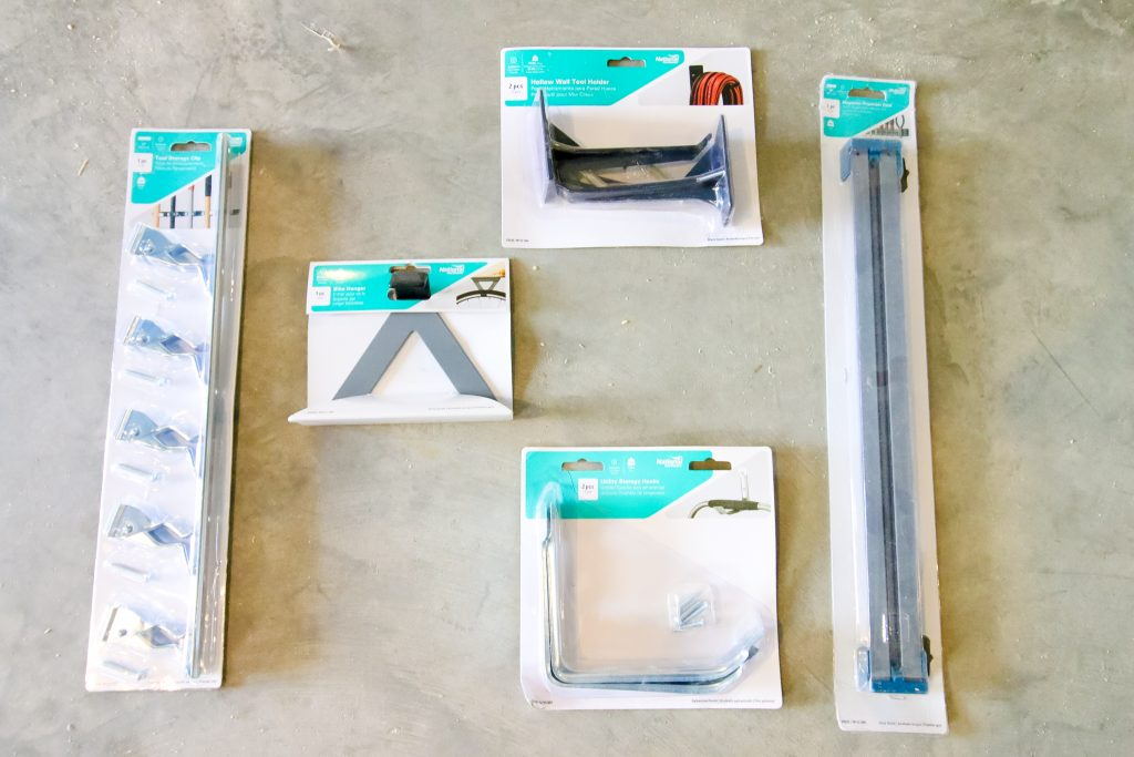 National Hardware products in package
