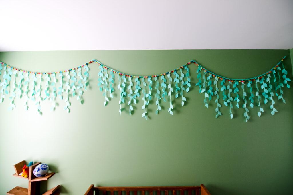 Behr Laurel Tree on bedroom walls