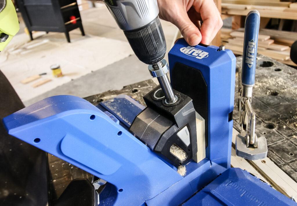 Kreg Plug Cutter Drill Guide
