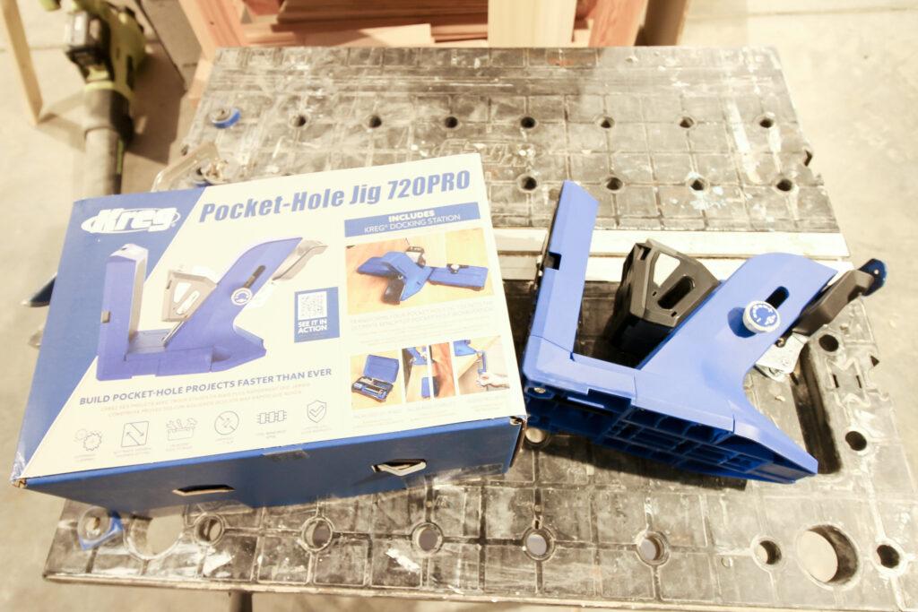 Kreg 720 Pro and Box
