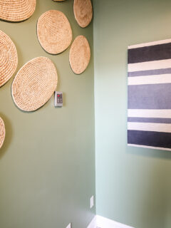 How to hang a rug on the wall - Charleston Crafted