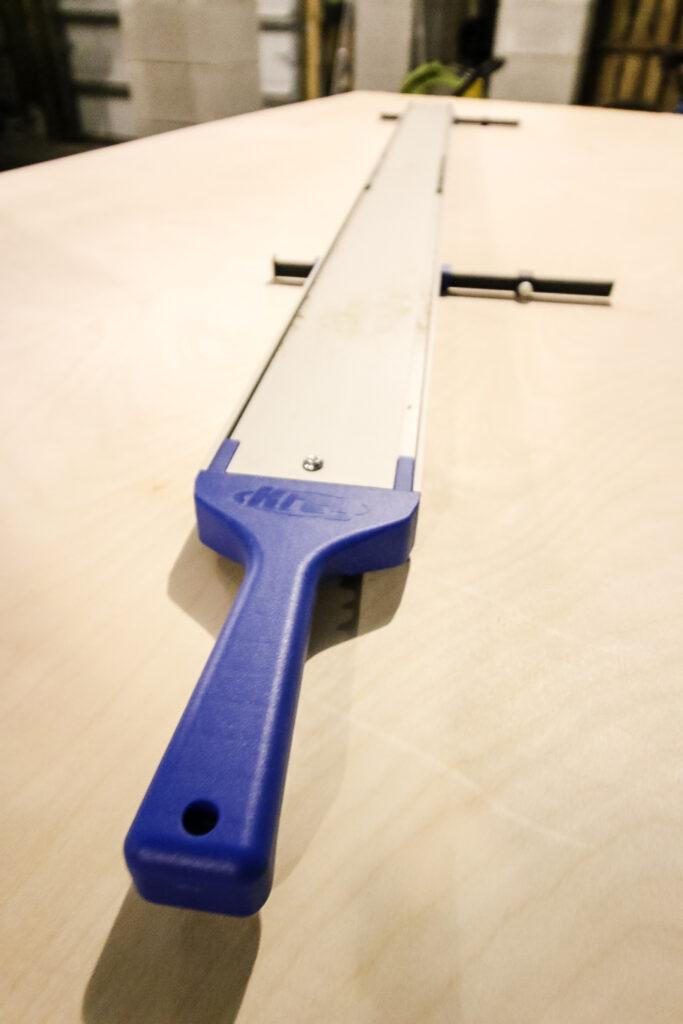 Kreg Straight Edge Guide handle and length