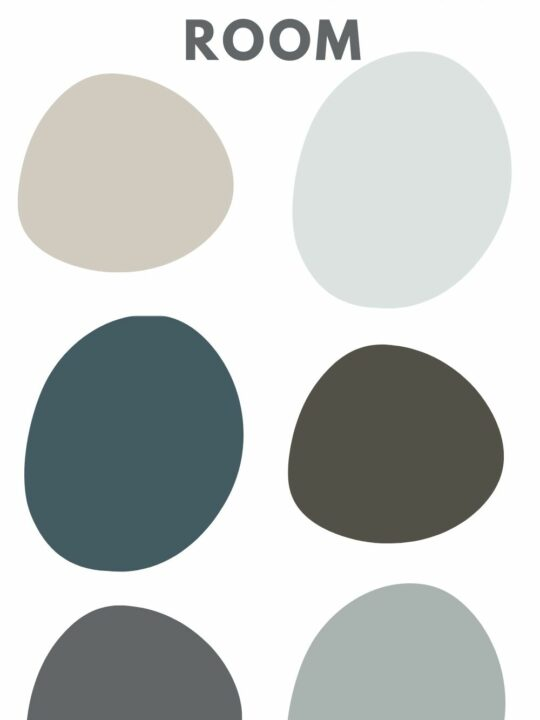 The best paint colors for laundry room