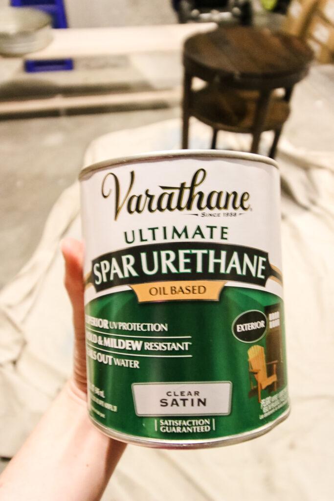 can of varathane spar urethane