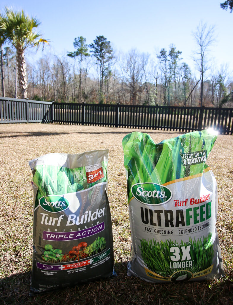 scotts ultrafeed and turf builder bags