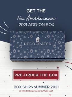 New Americana 1080x1080 pixels