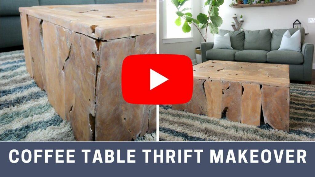 coffee table thrift flip youtube thumbnail blog