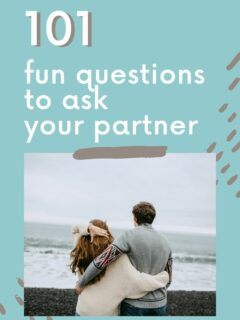 101 fun questions to ask your partner
