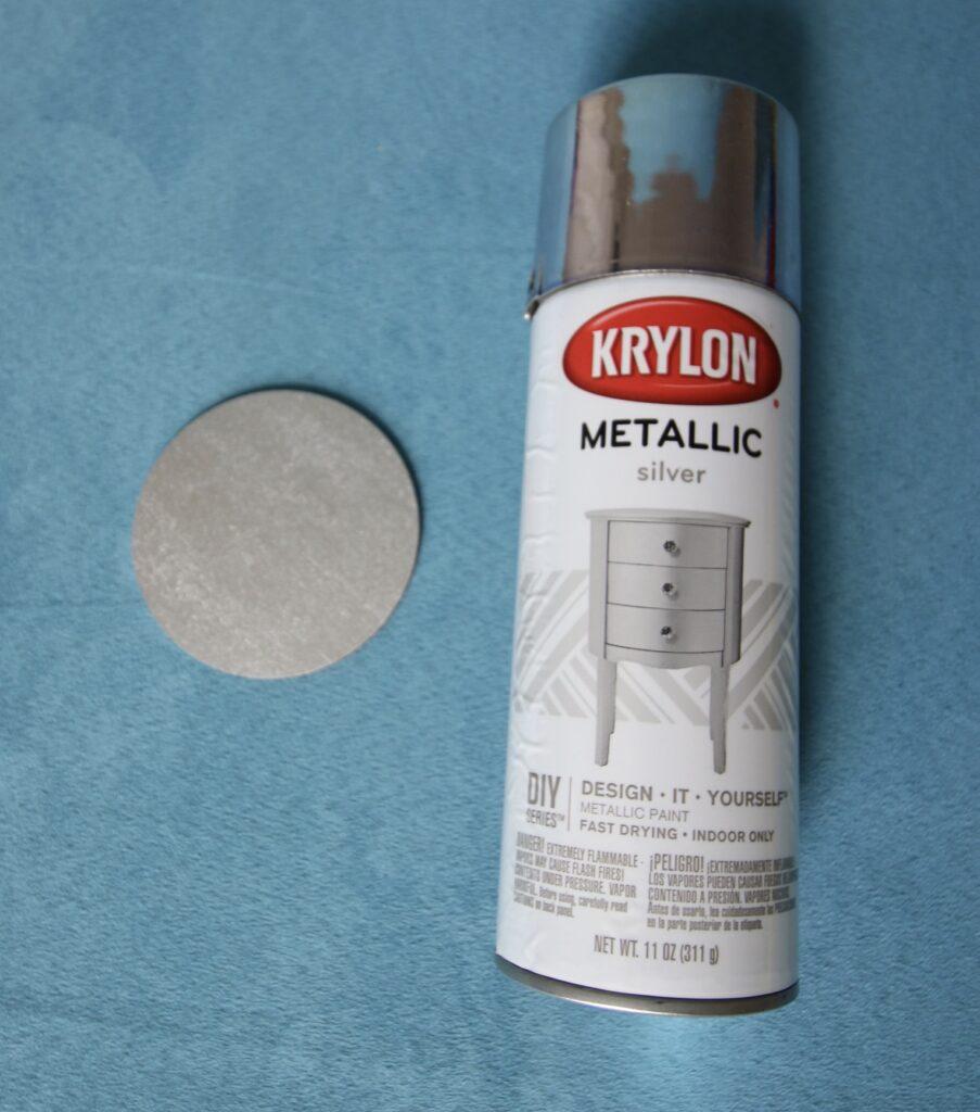 Krylon Metallic Silver
