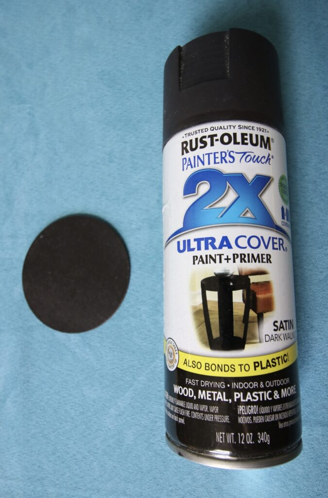 Rustoleum Ultra Cover Satin Dark Walnut