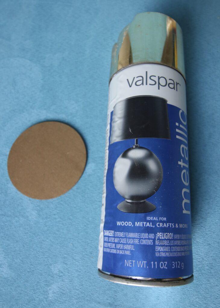 Valspar Metallic Gold