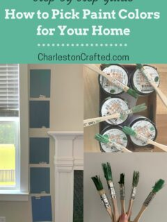 how to pick paint colors for your home step by step guide