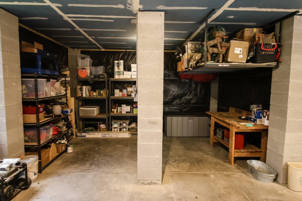 Easy Garage Organization Ideas & Storage Hacks - Charleston Crafted