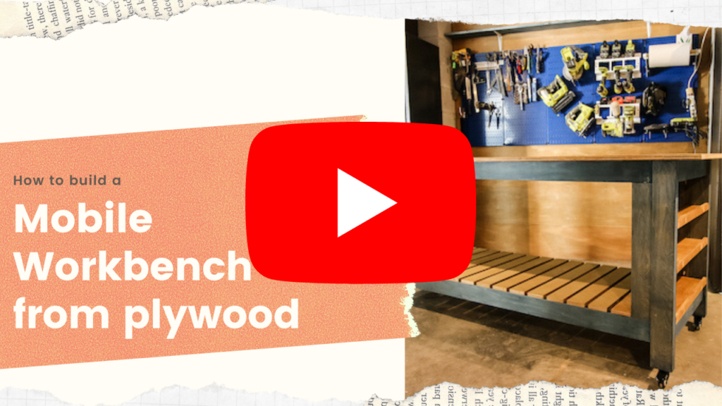 Link to video tutorial on how to build mobile workbench