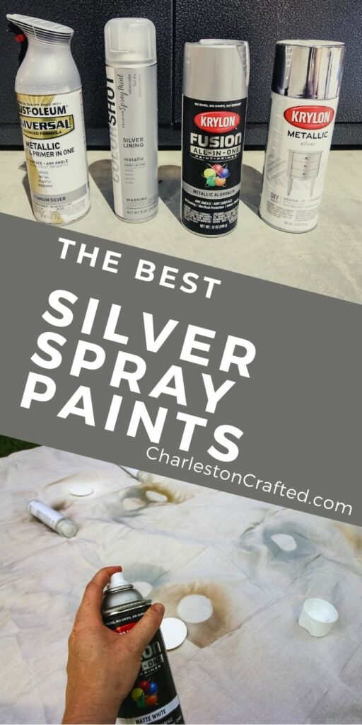 the best silver spray paints