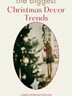 the biggest christmas decor trends
