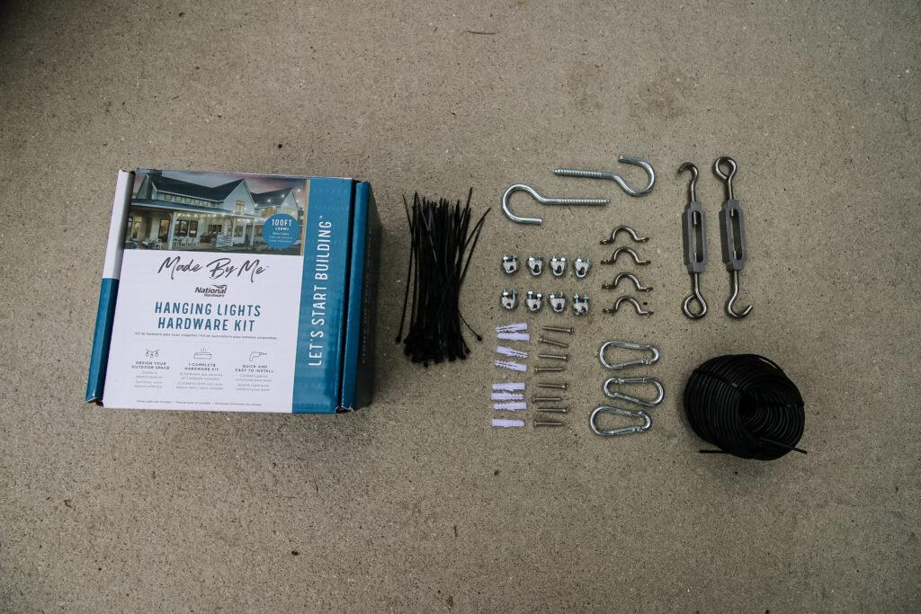 National Hardware Made By Me Hanging Lights Kit