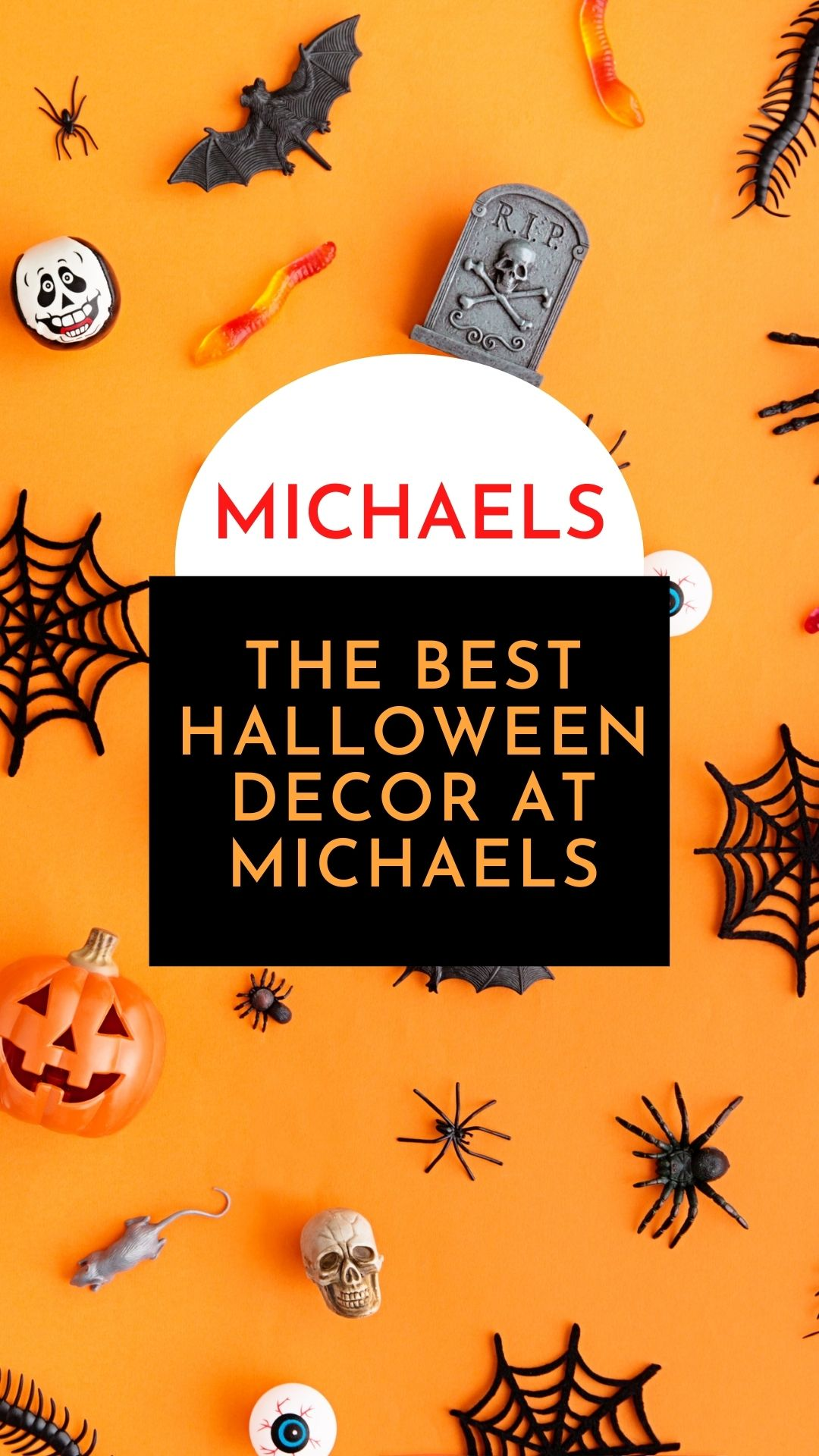the best halloween decor at michaels