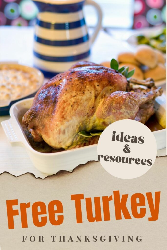 where to get a free turkey for thanksgiving