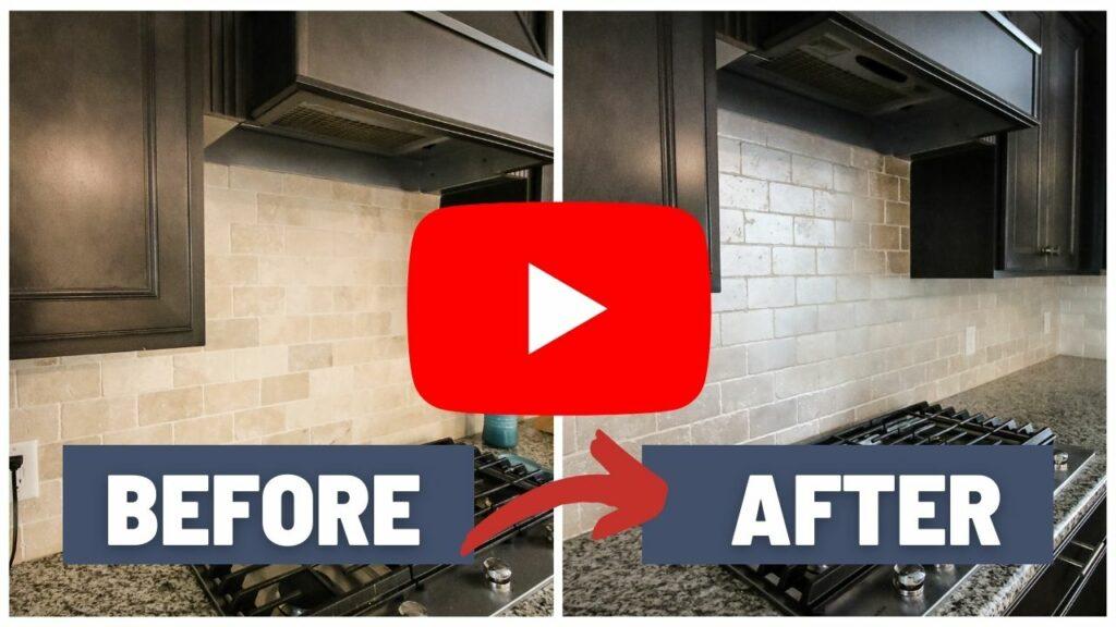 painted backsplash youtube thumbnail blog